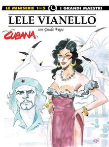Lele Vianello. I grandi Maestri Vol. 1 Book Cover