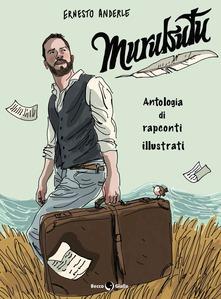 Murubutu. Antologia di rapconti illustrati Book Cover