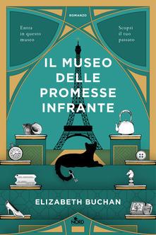 Il museo delle promesse infrante Book Cover