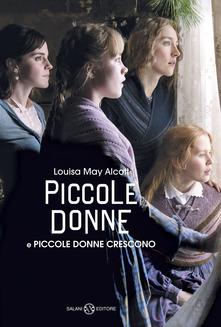 Piccole Donne / Piccole donne crescono Book Cover