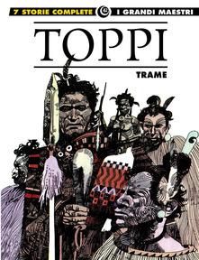 Trame Book Cover