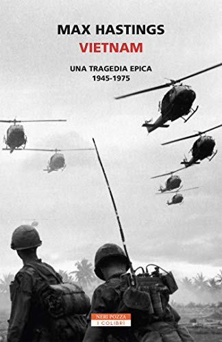 Vietnam: una tragedia epica 1945-1975 Book Cover