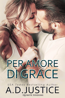 Per amore di Grace Book Cover