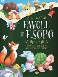 Favole Book Cover