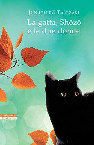 La gatta, Shozo e le due donne Book Cover
