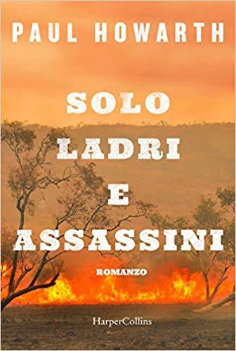 Solo ladri e assassini Book Cover