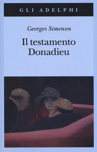 Il testamento di Donadieu Book Cover
