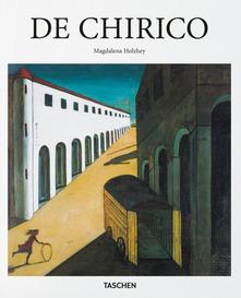 De Chirico Book Cover
