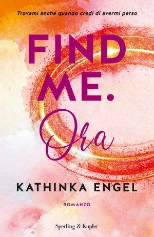 Find me. Ora Book Cover
