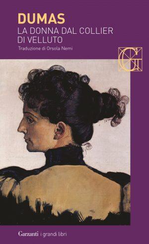 La donna dal collier di velluto Book Cover