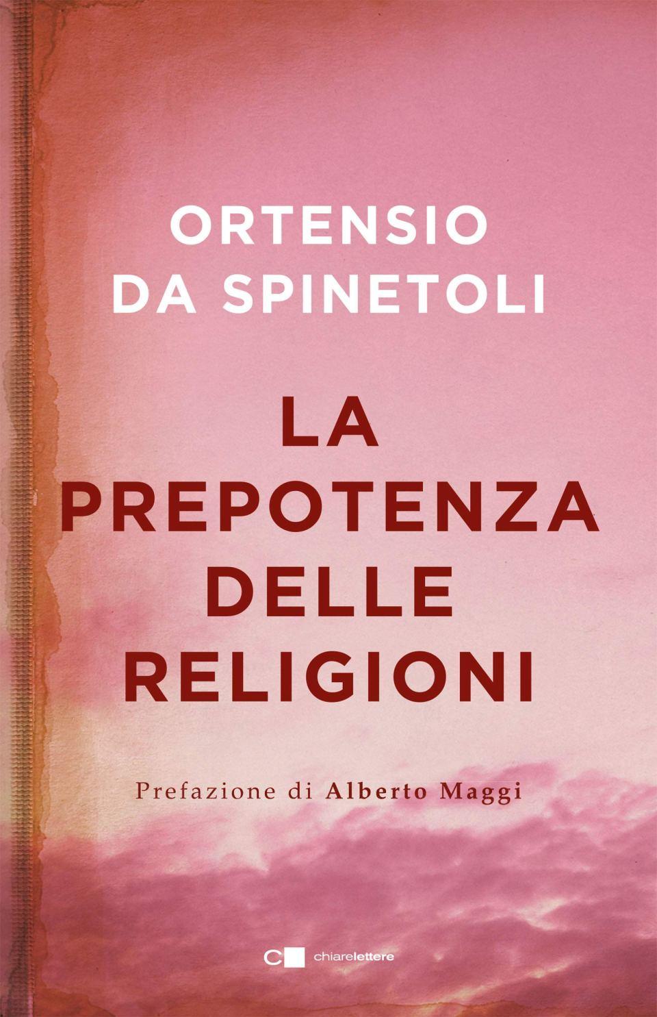 La prepotenza delle religioni Book Cover