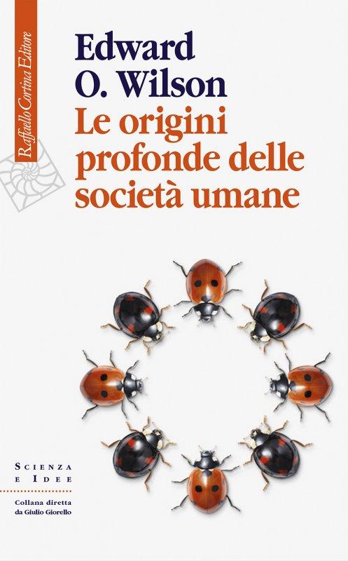 Le origini delle società umane Book Cover