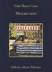 Mercato nero Book Cover