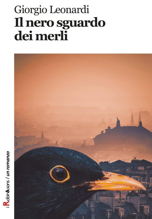 Il nero sguardo dei merli Book Cover