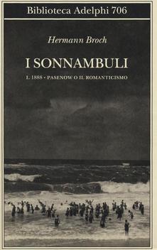 1888: Pasenow o il romanticismo Book Cover