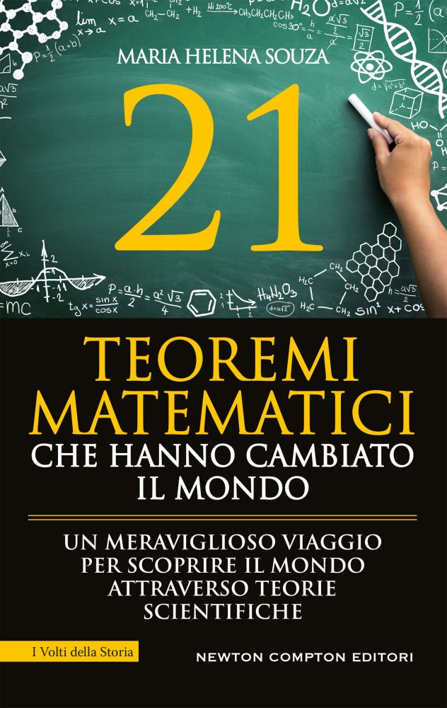 21 teoremi matematici che hanno cambiato il mondo Book Cover