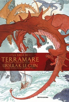 La saga di Terramare Book Cover