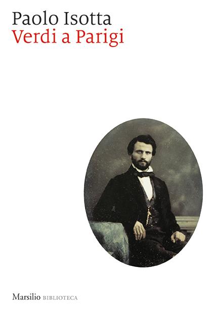 Verdi a Parigi Book Cover