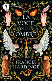 La voce delle ombre Book Cover