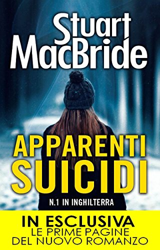 Apparenti suicidi Book Cover