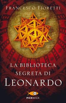 La biblioteca segreta di Leonardo Book Cover