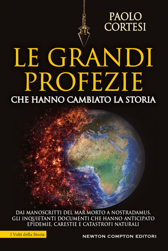 Le grandi profezie che hanno cambiato la storia Book Cover
