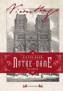 Notre Dame de Paris. Edizione illustrata. Book Cover