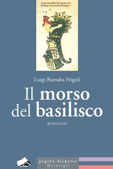 Il morso del basilisco Book Cover