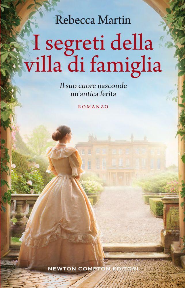 I segreti della villa di famiglia Book Cover