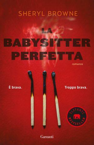 La babysitter perfetta Book Cover