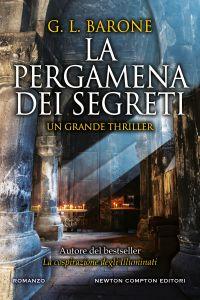 La pergamena dei segreti Book Cover