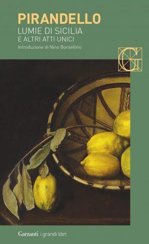 Lumie di Sicilia e altri atti unici Book Cover