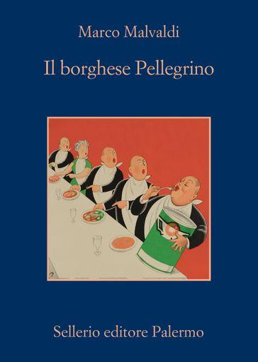 Il borghese Pellegrino Book Cover