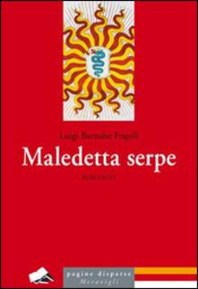 Maledetta serpe Book Cover