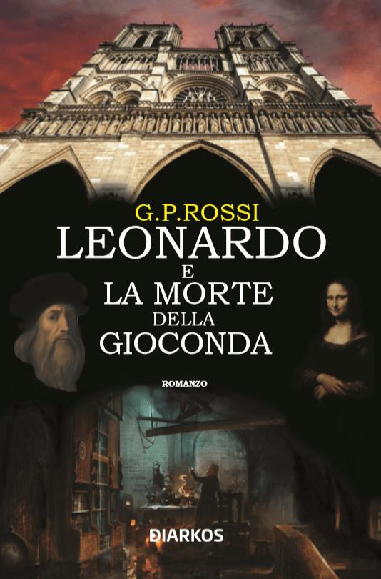 Leonardo e la morte della Gioconda Book Cover