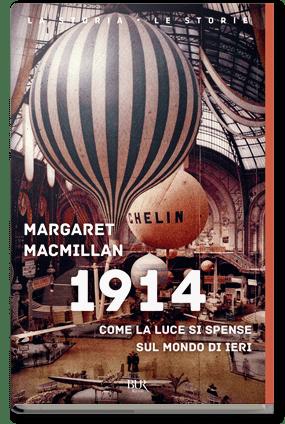 1914. Come la luce si spense sul mondo di ieri Book Cover