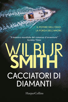 Cacciatori di diamanti Book Cover