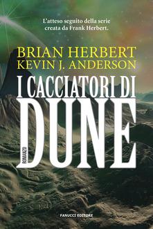 I Cacciatori di Dune Book Cover