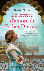 Le lettere d'amore di Esther Durrant Book Cover