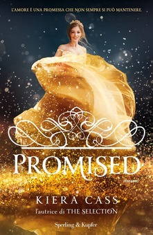 Promised Book Cover