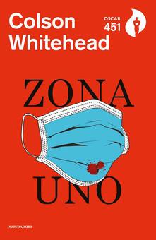 Zona uno Book Cover