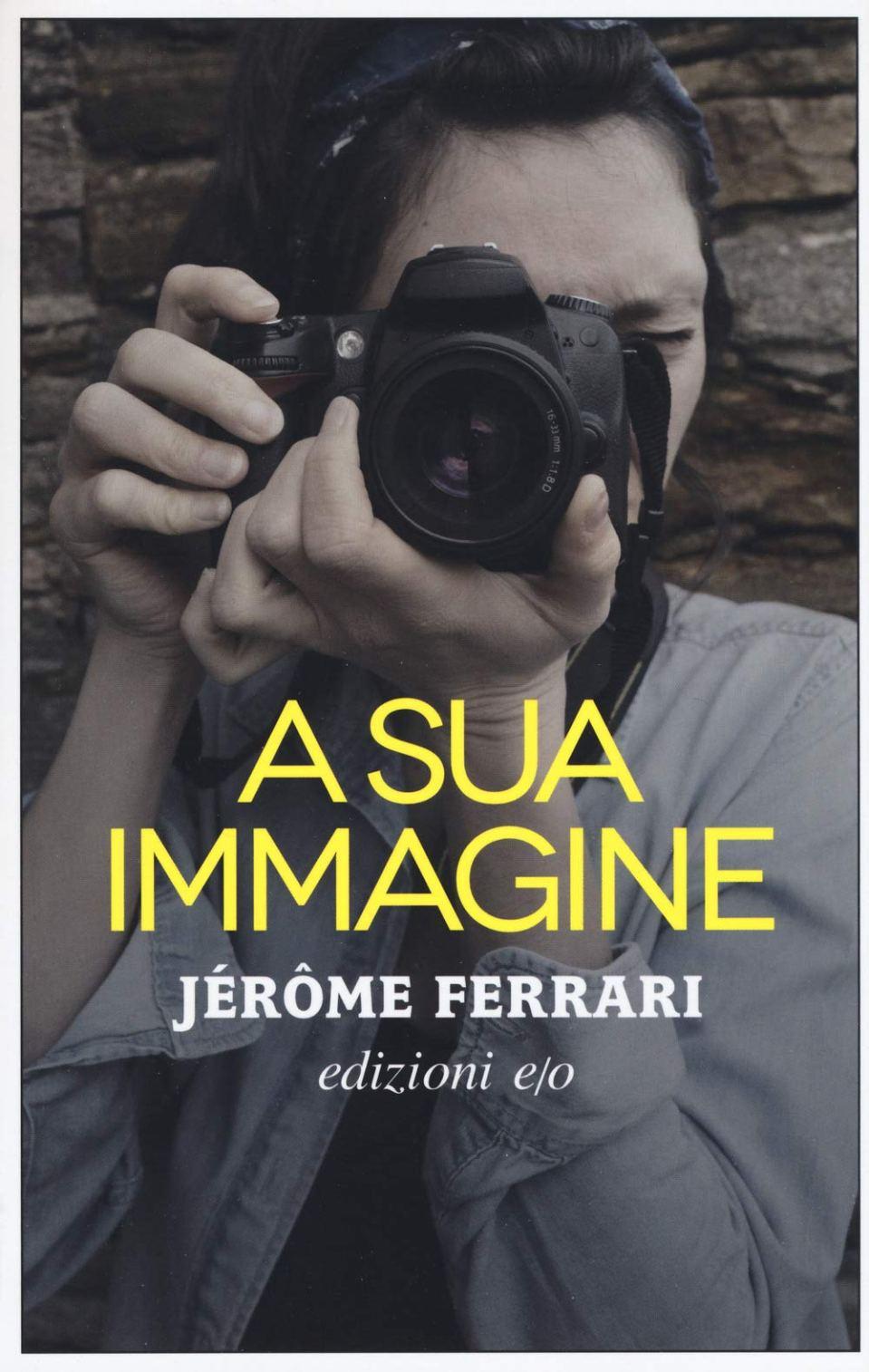 A sua immagine Book Cover