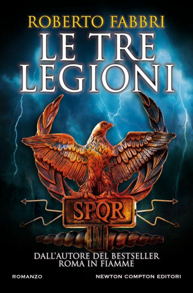 Le tre legioni Book Cover