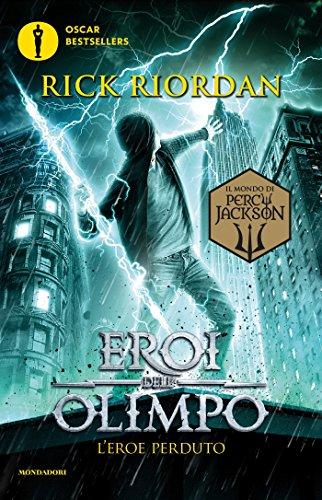 L'eroe perduto Book Cover