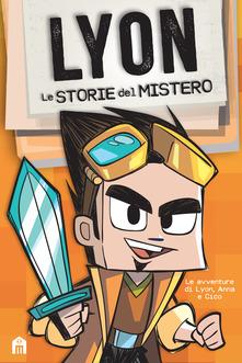 Le storie del mistero Book Cover