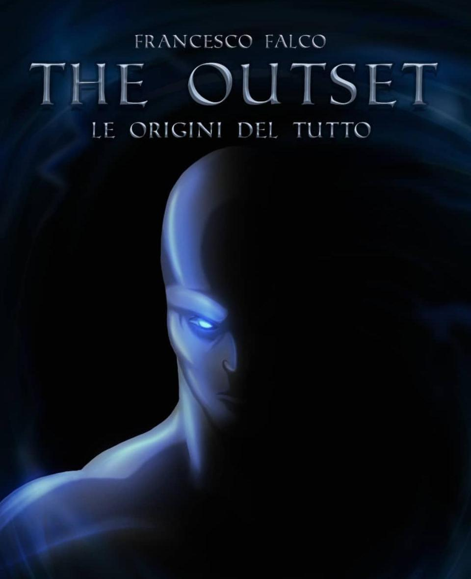 The outset Book Cover