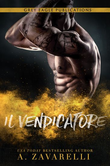 Il Vendicatore Book Cover