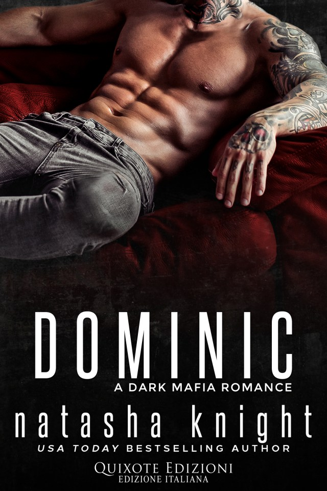Dominic Book Cover