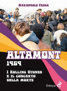 Altamont 1959. I Rolling Stones e il concerto della morte Book Cover