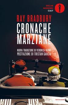 Cronache marziane Book Cover
